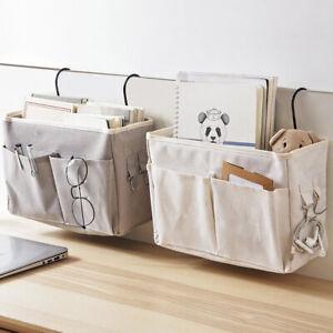 Gadget Aufbewahrungshalter Bett Organizer Nachttaschen Couch Hängetasche