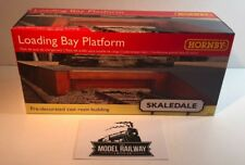 HORNBY 00 SKALEDALE - R8584 - LOADING BAY PLATFORM PACK - RARE NEW BOXED