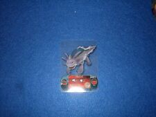 LAMINCARDS EDIBAS INVIZIMALS NR. 3 AXOLOTL  - CARD  -