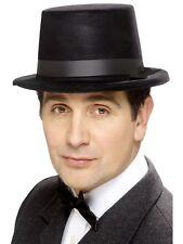 Top Hat Mens Gentleman Topper Hat Fancy Dress 1920s Accessory