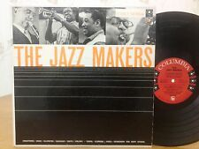 The Jazz Makers,Columbia CL 1036,MONO.6eye,1957, 1st,DG,VG,RARE,Vinyl Jazz LP
