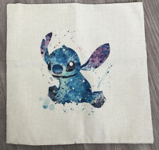 Disney Lilo Stitch  Abstract Cushion Cover BN. 45x45cm. Birthday, Xmas, Gift