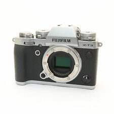 Fujifilm Fuji X-T3 26.1MP Mirrorless Digital Camera Body (Silver) #111