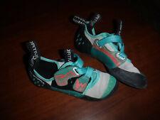 La Sportiva Women'S Rock Climbing Shoes Us 5-6 Eur 37 L@K