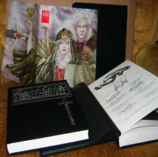 WAREHOUSE FIND • THE DREAMTHIEF'S DAUGHTER Ltd Ed • Signed by 9 • M. Moorcock