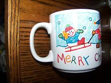 Merry Chrismas to my Teacher ceramic mug coffee cup Christmas