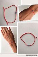 Red String Kabbalah Bracelet Evil Eye Protection Cord Handmade Buy 2 Get 1 Free