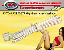 Axton AXB20STP ISO High Low Adapter N-AXB20STP-ISO High-Level Anschlusskabel