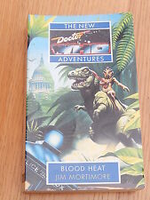 The New Adventures of Dr Who, Bloodheat by Jim Mortimore (Paperback, 1993)