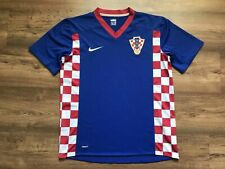 4ec300ed853 CROATIA NATIONAL TEAM 2007 2009 AWAY FOOTBALL SHIRT JERSEY SOCCER MAGLIA  NIKE