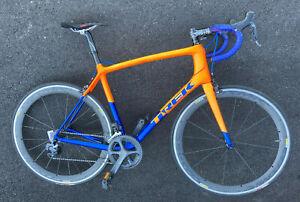 Trek Emonda SLR bike Ultegra, EE brakes Mavic Cosmic 16.2 pounds lightweight