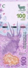 Argentinien / Argentina - 100 Pesos (2018) UNC - Pick New