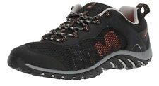 New Merrell Men's Riverved Hiking Trails Shoe Size 8.5 Black / Orange