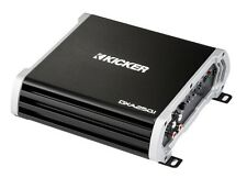 Kicker DXA2501 Monoblock Class D Subwoofer Amplifier 250w RMS at 2ohm