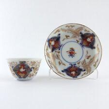 Bol a The et Soucoupe Imari Japon XVIIIe Edo Imari Tea Bowl and Saucer 18th C