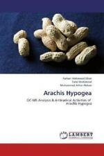 Arachis Hypogea GC-MS Analysis & Antiradical Activities of Arachis Hypogea 1918
