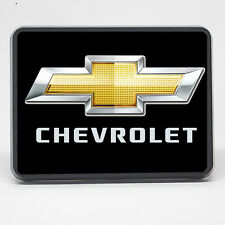"""Chevrolet Bowtie Tow Cover 2 inch (2"""") Trailer Hitch Cover Plug, Tow Hitch Cover"""