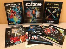 BEACHBODY CIZE EXERCISE 3 DISCS WEIGHT SHAUN T PROGRAMME WORKOUT FITNESS DVD NEW