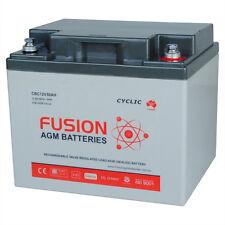 Fusion CBC12V50AH 12V AGM Battery
