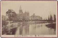 Paray-le-Monial Saône-et-Loire Vintage albumine ca 1885