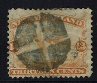 Newfoundland SG# 29, Used, Repaired Corner -  Lot 031416