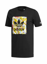 adidas Originals Beavis and Butthead Men's T-Shirt - Black/Multicolor, Size XL