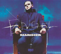 CD MAXI SINGLE 5 TITRES RAMMSTEIN ENGEL RARE COLLECTOR COMME NEUF 1997