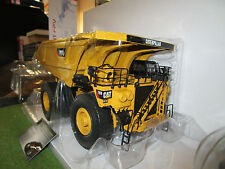 CATERPILLAR CAT 793D MINING TRUCK TOMBEREAU DE CHANTIER au 1/50 NORSCOT 55174