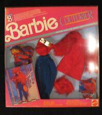 VINTAGE BARBIE OUTFIT- COUTURIER, nº7100, MATTEL,1990, NRFB, CONGOST SPAIN ver.