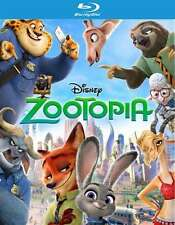 Zootopia (3D Blu-ray Disc ONLY, 2016)