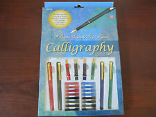 Calligraphy Complete Starter Kit For Beginners by Nicole Pro 4024 ~ New Open Box