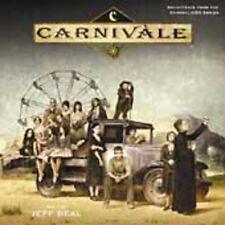 Jeff Beal - Carnivale (Original Soundtrack) [New CD]
