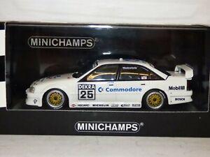Minichamps Opel Omega 3000 24v DTM 1991 Klaus Niedzwiedz REF 400914425