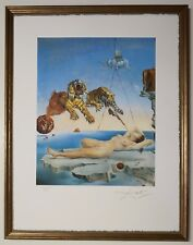 "Salvador Dali ""Dreams caused by the flight ..."" Lithograph Limited 2000 pcs."
