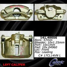Centric 141.40056 Disc Brake Caliper Semi-Loaded Caliper Front Left Reman