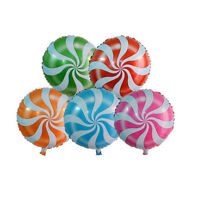 Candy LolliPeppermint Party Wedding Foil Helium Balloon Decoration S Gy