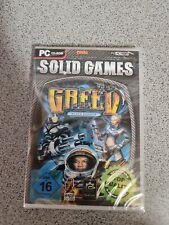 Solid Games (Greed) - PC-Spiel - Neu in Folie