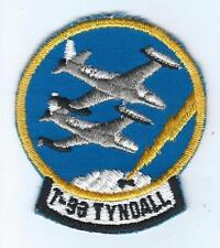 1970s-80s 95th FIGHTER INTERCEPTOR TRAINING SQUADRON T-33 #1 patch