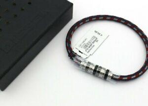 Diesel Armband STACKABLES DX1184040 Edelstahl mit Nylon Herren 18,5 cm (t)