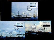Faroer - 10 Maximum Karten von 1981, 1984     (SWA1)