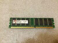 Memoria DDR Kingston KTH-D530/512 512MB PC3200 400MHz CL3 184-Pin