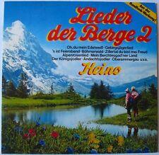 HEINO  (LP 33 Tours)  LIEDER DER BERGE 2