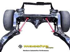 MSS Control Arms Brace Trailing 68-72 GM A Body UCA Chevelle Cutlass GTO 442