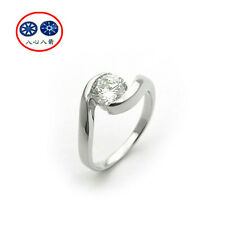 "ViVi ""H & A "" Signity Star Diamond Ring 8306 #7"