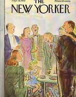 1953 New Yorker Sept 19 - Second Birthday Party