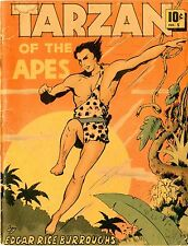1940 TARZAN OF THE APES Dell Large Feature Comics #5