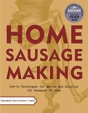 Home Sausage Making by Susan Mahnke Peery, Charles G. Reavis 6804