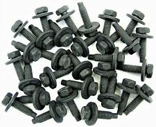 """Jeep Body Bolts- 5/16-18 x 1-3/16"""" Long- 1/2"""" Hex- 7/8"""" Washer- 30 bolts- #107T"""