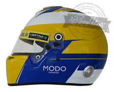 Marcus Ericsson 2015 F1 Formula One Full Scale Replica Helmet Helm Casco Helm
