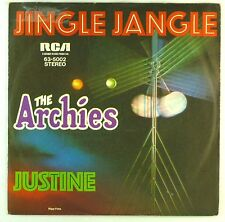 "7"" Single - The Archies - Jingle Jangle - S1468 - washed & cleaned"